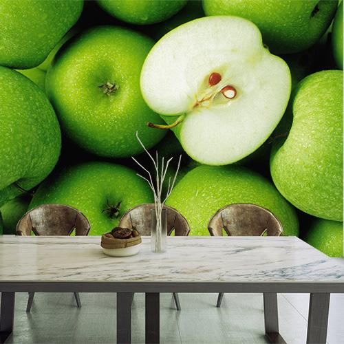 Vlies fotobehang Appels