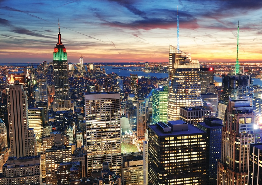 Walltastic New York City Skyline XXL
