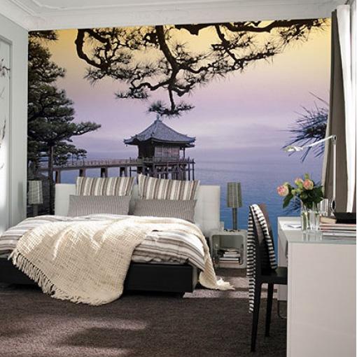 Fotowand Zen