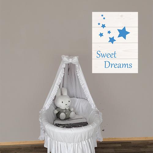 Sweet dreams op Hout Blauw
