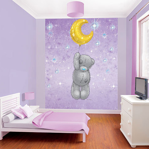 Walltastic Tatty Teddy Bear XL